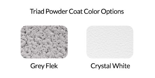 Triad Powder Coat Colors