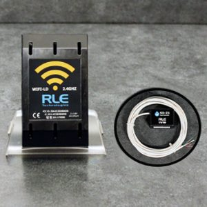 WIFI-LD-SPOT pairs a Wi-Fi wireless transmitter with our SD-Z1 spot detector