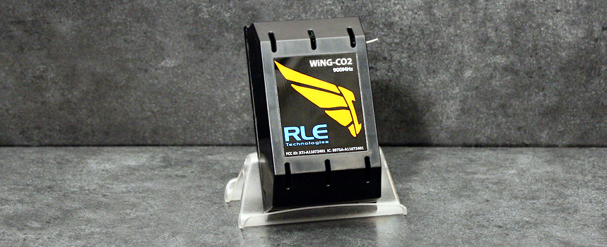 WiNG-CO2 Wireless CO2, Temperature, and Humidity Sensor